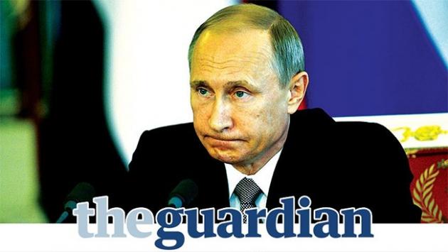 Putinin Türkiyeye yönelik eleştirileri hatalarını örtemez