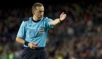 UEFAdan Cüneyt Çakıra dev maç