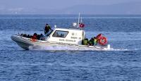 Çanakkalede 40 yabancı uyruklu yakalandı