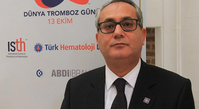 Tromboz hareketsiz yaşam hastalığını tetikliyor