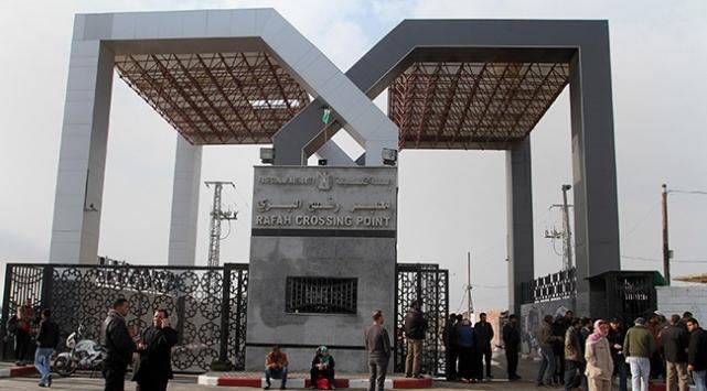 Mısır, Refah Sınır Kapısı istisnai olarak açtı