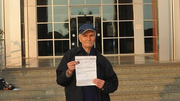 Okumanın yaşı yok dedi, 83 yaşında üniversiteli oldu