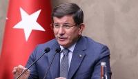 Başbakan Davutoğlu, Ankaraya gitti