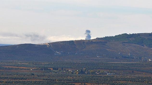 Esed ve Rus güçlerinin Türkmenlere saldırıları sürüyor