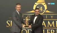 TRT'ye üç dalda medya ödülü