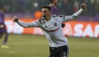 Beşiktaşta Sosa kadro dışı bırakıldı