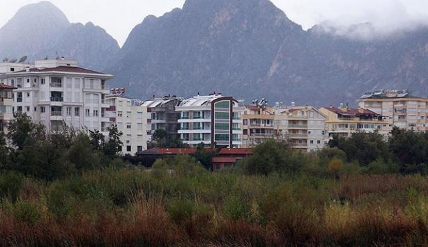 Konut satış fiyatı en fazla artan il Antalya oldu
