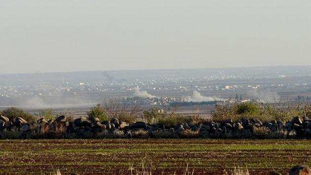 Kara Mezra köyü DAİŞten geri alındı