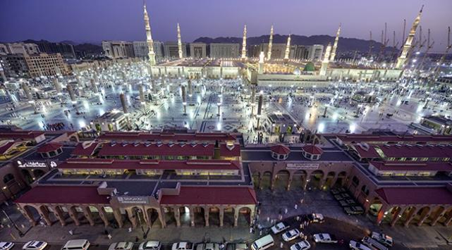 Medine 2017 İslam aleminin turizm başkenti seçildi