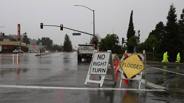ABDde hortum ve yağışlar sonucu, 43 kişi öldü