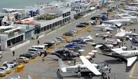 Dev Havacılık Fuarı Singapur'da Başladı
