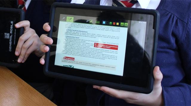 17 Milyon Akıllı Tahta, 12 Milyon Tablet...