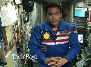 Uzayda Ezan Sesini Duyan Astronot Ankarada...