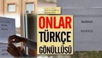Onlar Türkçe Gönüllüleri