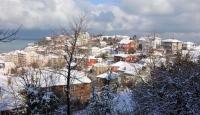 İnebolu'da Kar Tatili