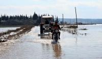 Amik Ovası'ndan Su Bir Türlü Çekilmiyor
