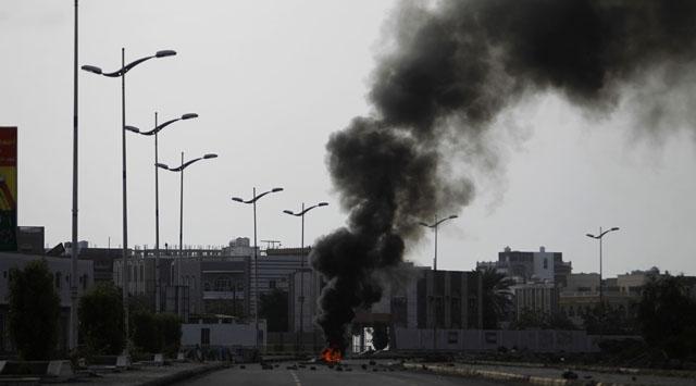 Yemende insansız hava aracı saldırısı