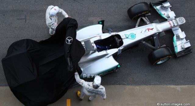 Williams, Mercedese geri döndü