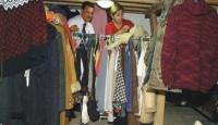 Balıkesir'de Giysi Bankası