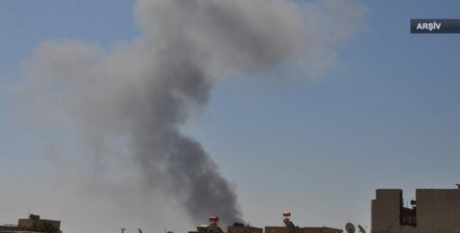 Kamışlı'da intihar saldırıları: Ölü ve yaralılar var