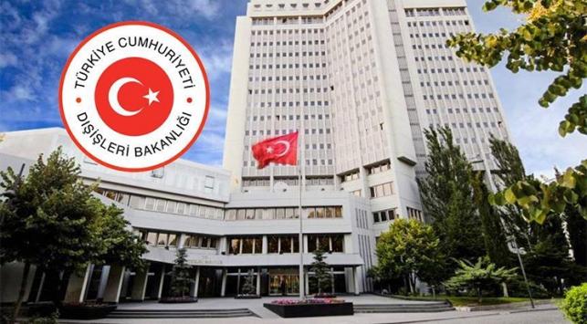 Dışişleri Bakanlığı Türk vatandaşlarını uyardı