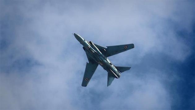 Rus jetleri Dera ve Bayırbucakta muhaliflere saldırdı
