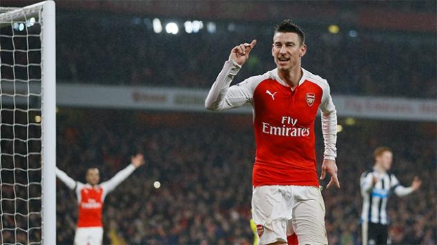 Newcastle United'ı 1-0 Yenen Arsenal Premier Ligdeki Liderliğini Sürdürdü