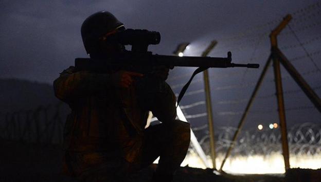 Hudut birlikleri dün 513 kaçak yakaladı