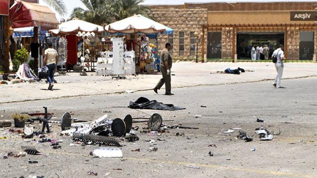 Mısırın Ariş kentinde bombalı saldırı