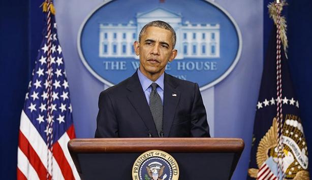 """Obama, Ürdün Kralı Abdullahla havalimanında """"ayaküstü"""" görüştü"""