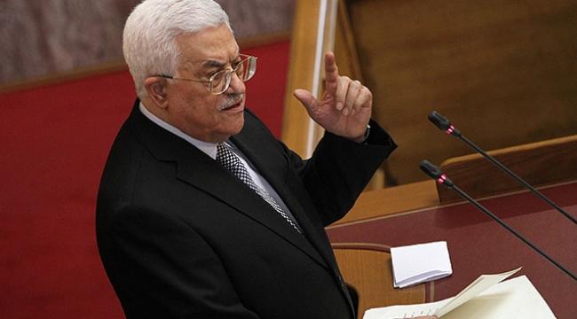 Filistililerden Abbasa Şimon Peres tepkisi