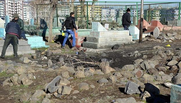 Diyarbakırda el yapımı patlayıcı 2 çocuğu yaraladı