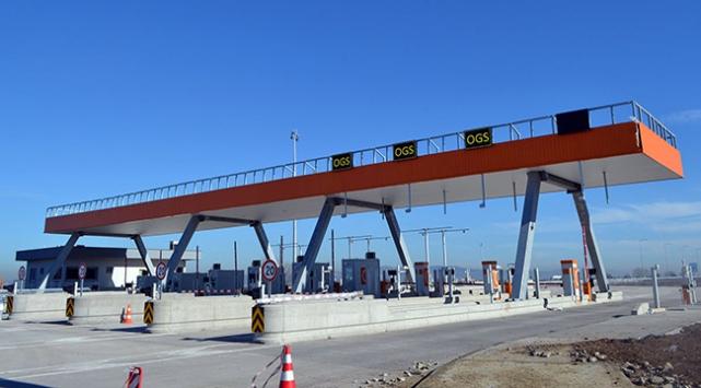 Mega projede Altınova-Gemlik güzergahı tamamlandı