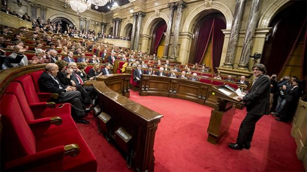 Katalonyada bağımsızlık için yol haritası hazırlanacak