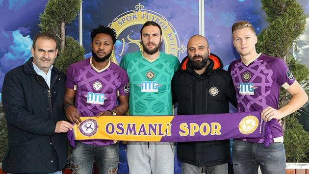 Osmanlısporda çifte transfer