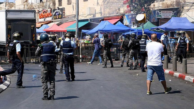 İsrailden Kayka destek eylemine müdahale