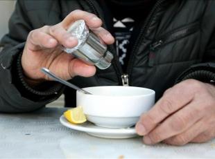 Türkiyede tuz kullanım oranı düştü
