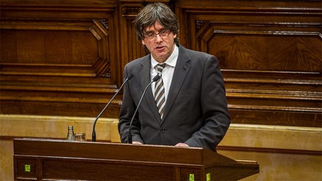 Katalonyada bağımsızlık ilanı ertelendi