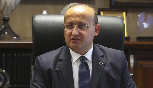 Başbakan Yardımcısı Akdoğanın kabulü