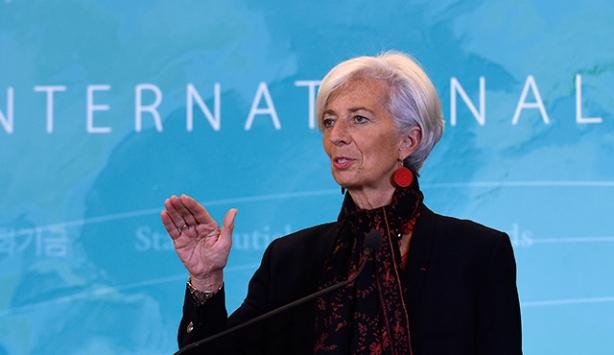 Lagarde, ECB Başkanı olarak atandı