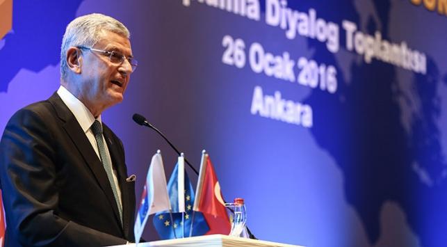 2023te ABye üye olmuş bir Türkiye hedefliyoruz