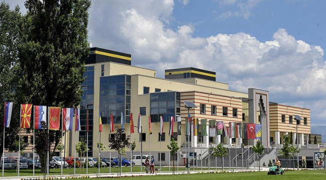 Uluslararası Saraybosna Üniversitesinden Erasmus açılımı