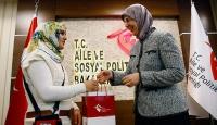 Bakan Ramazanoğlu TEOG birincisi Gülü kabul etti
