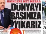 Gazete Manşetleri 29 Ocak 2016