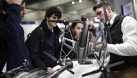 Uluslararası robot fuarı Madridde başladı
