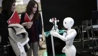 """""""Global Robot Expo""""ya yoğun ilgi"""