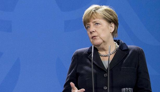 Merkelden Türkiye-AB anlaşmasına ilişkin açıklama