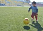 Messinin Afgan çocukla buluşması