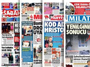 4 Şubat 2016 Gazete Manşetleri