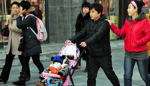 Çinde hafta sonu tatili iki buçuk gün oldu